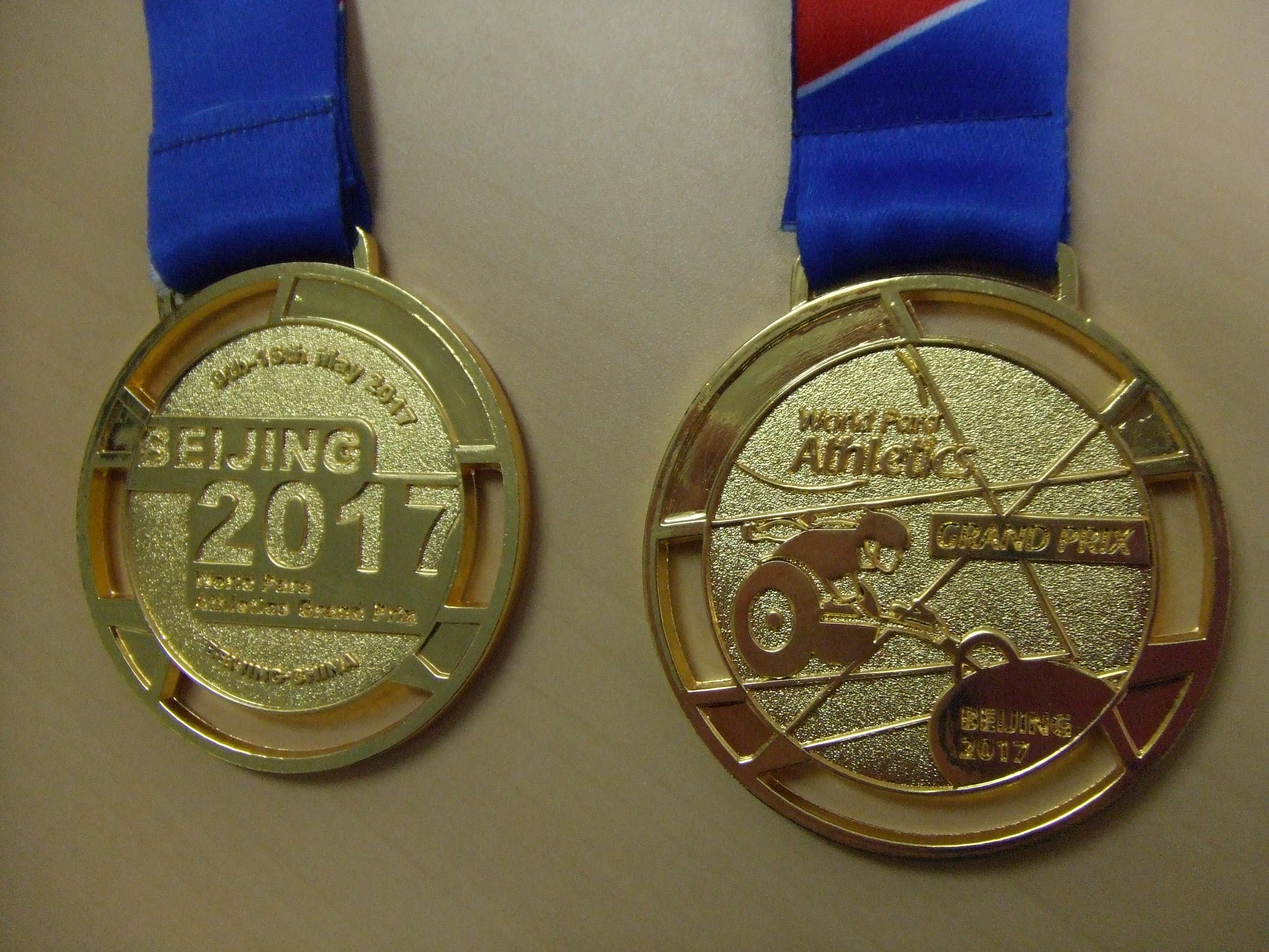 坂本さん金メダル